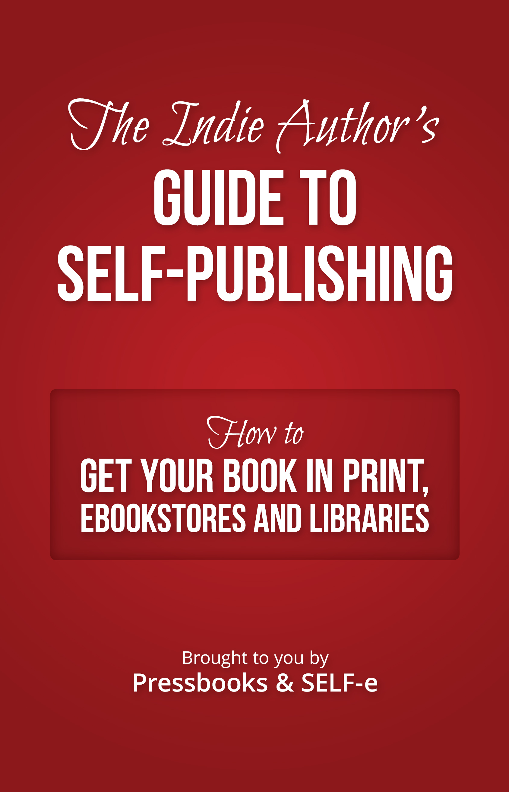 Cover image for The Indie Author's Guide to Self-Publishing